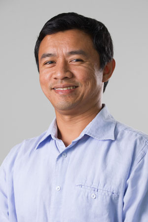 Christopher Nacional – GIS Specialist