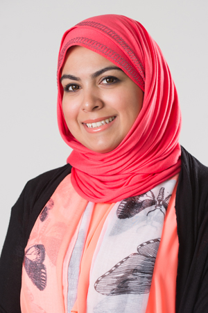 Eman Rafea – Environmental Consultant